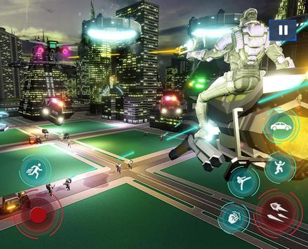 Survival Robot War - Offline shooting game 2020 screenshot 9