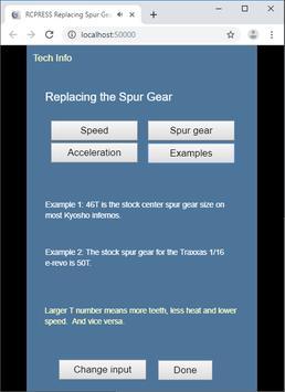 RCPRESS Replacing RC Car Spur Gear screenshot 2