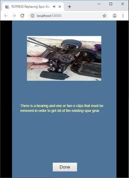 RCPRESS Replacing RC Car Spur Gear screenshot 4