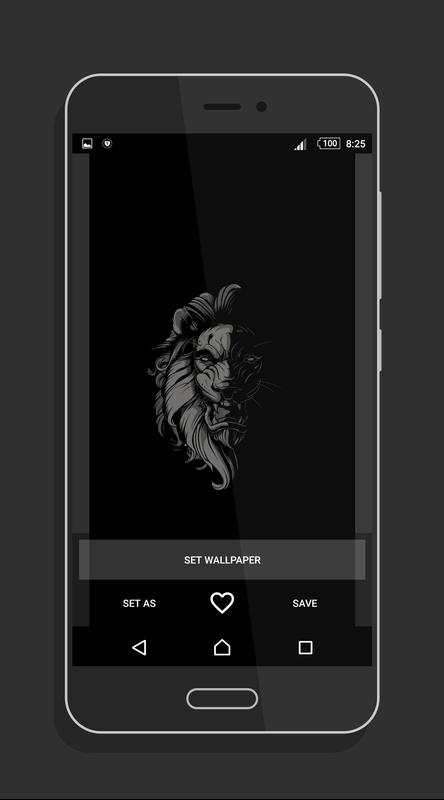 Lion Art Wallpaper For Android Apk Download