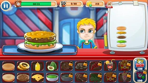 Top Burger screenshot 3