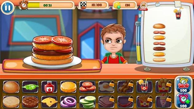 Top Burger screenshot 4