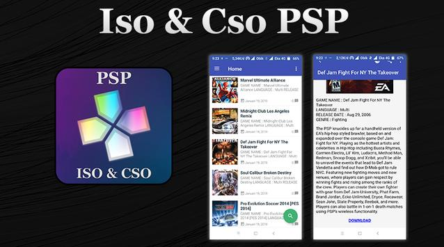 game ppsspp android download iso