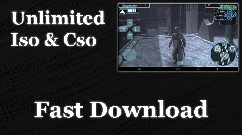 Game PSP Downloader - Iso & Cso Free for Android - APK Download