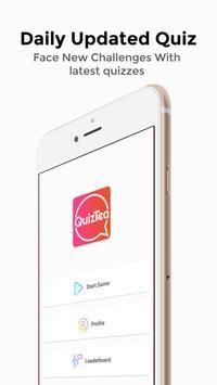 QuizTea - Treasure of Internet Quiz poster