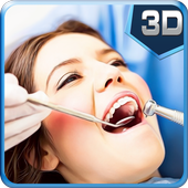 Dentist Surgery ER Emergency Doctor Hospital Games アイコン