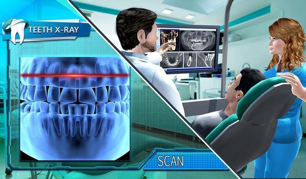 Dentist Surgery ER Emergency Doctor Hospital Games screenshot 14