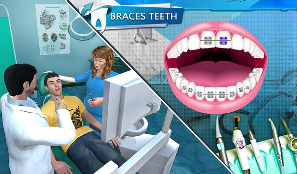 Dentist Surgery ER Emergency Doctor Hospital Games スクリーンショット 12