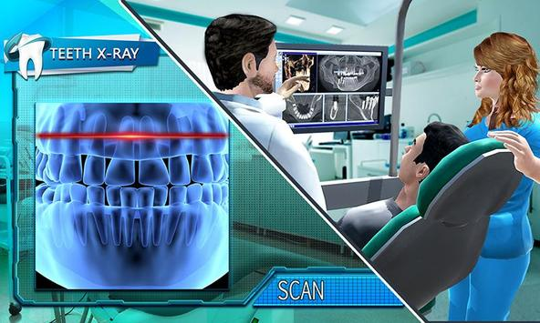 Dentist Surgery ER Emergency Doctor Hospital Games スクリーンショット 4