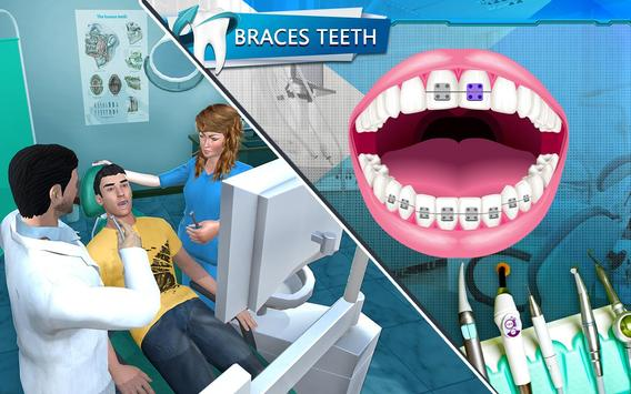 Dentist Surgery ER Emergency Doctor Hospital Games スクリーンショット 7