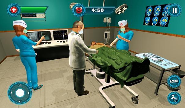 Hospital ER Emergency imagem de tela 13