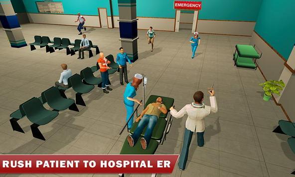 Hospital ER Emergency imagem de tela 1