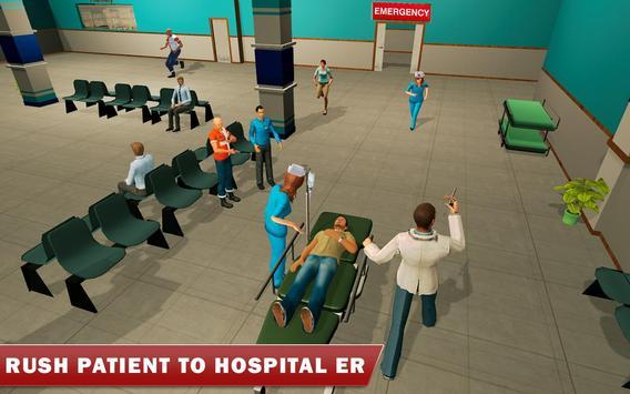 Hospital ER Emergency imagem de tela 6