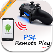 NEW PS4 REM0TE PLAY -Lecture à distance (advices) icon