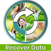 Restore Deleted Photos - Videos Recovery - DigDeep icon