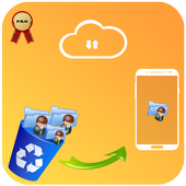 Backup & Recover deleted contacts icon