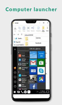 Computer launcher PRO 2019 screenshot 2