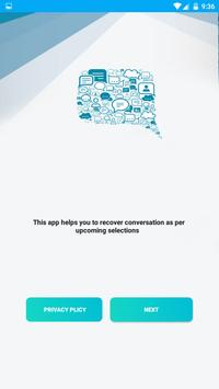 Recover Messages & chatting Pro screenshot 4