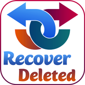 Recover Deleted All Data : Files Pics Vids Contact icon