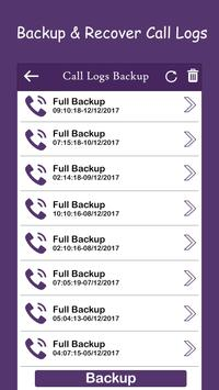 Recover Deleted All Data : Files Pics Vids Contact screenshot 3