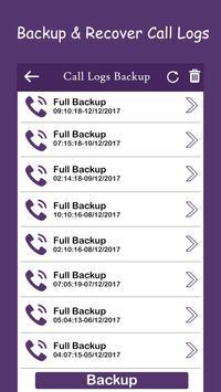 Recover Deleted All Data : Files Pics Vids Contact screenshot 5