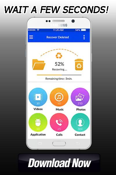 Recover Deleted Files~Restore Data From SD card for Android - APK