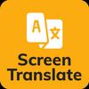 Traduzir na tela ícone