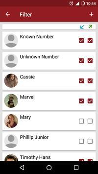 RMC: Android Call Recorder تصوير الشاشة 4