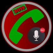 call recorder- automatic recording icon