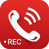Auto call recorder (Best phone recorder) icon