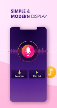 Audio Recorder Noise Cancellation & High Quality screenshot 1