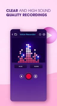 Audio Recorder Noise Cancellation & High Quality screenshot 2