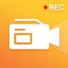 Icona Registra Schermo Telefono E Cattura Schermo Video