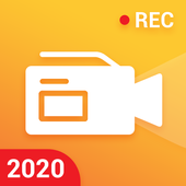 Screen Recorder With Audio And Facecam & Editor icon