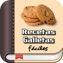 Recetas de galletas faciles APK