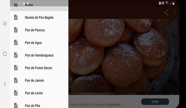 Pan Casero Recetas screenshot 9
