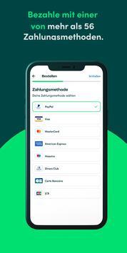 Recharge.com: Online Aufladen Screenshot 3