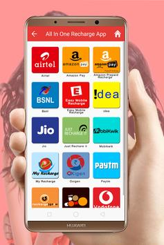 All In One Mobile Recharge : Mobile Recharge App screenshot 4