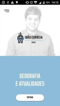 João Correia poster