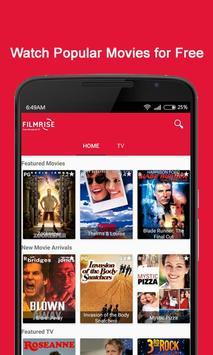 FilmRise - Free Movies & TV poster