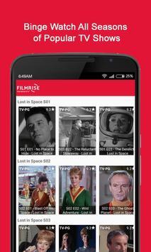 FilmRise - Free Movies & TV screenshot 2