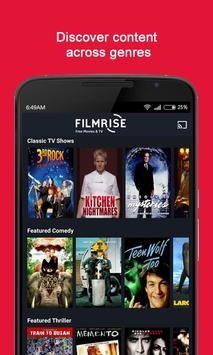 FilmRise スクリーンショット 2