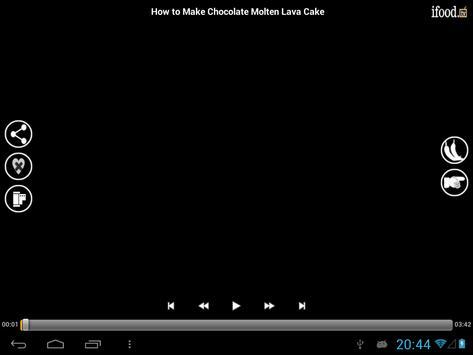 ifood.tv recipe videos screenshot 8