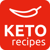 Keto Recipes: Easy Keto Low Carb Recipes (ENGLISH)-icoon