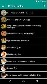 Recipes Hot Dogs and Burgers screenshot 10
