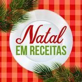 Natal em Receitas - Receitas para Natal icon