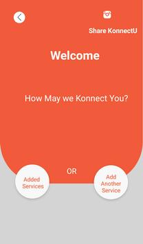 KonnectU poster