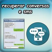 recuperar conversas e sms icon