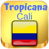 Tropicana Cali Radios De Colombia Gratis icon