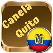 Radio Canela Quito Radios de Ecuador en Vivo icon